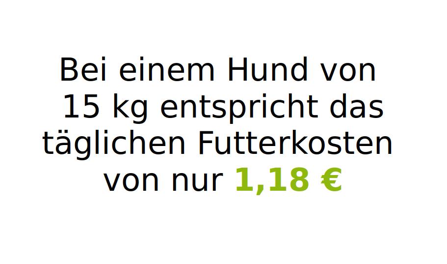 Energy 7,5 kg (mit 60 % Pute)